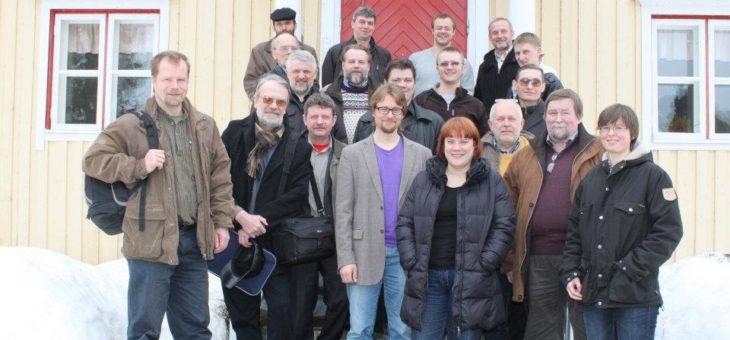 Workshop on Collecting and Analyzing Winter Track Data, Mekrijärvi Biological Station